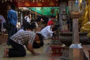 Wat Phra That Doi Suthep-1